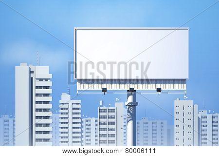 Outdoor Billboard Realistic