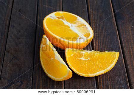 Fresh Jucy Orange