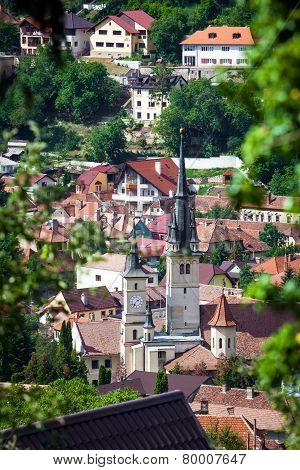St. Nicholas Church Bell Tower, Brasov