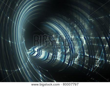 Abstract dark background design