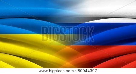 Ukraine VS Russia.