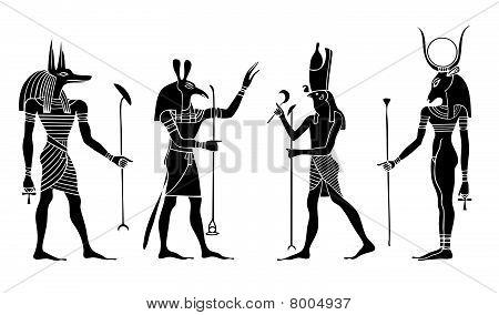 Egyptian gods and goddess