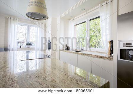 Beauty And Luxury Kitchen