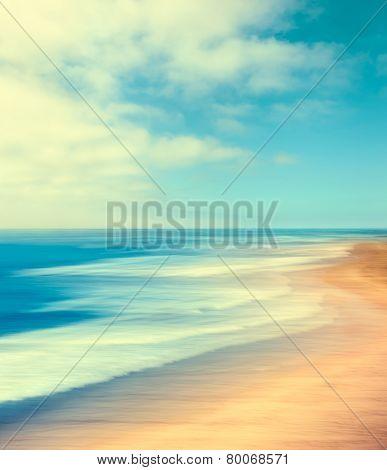 Retro Coastline