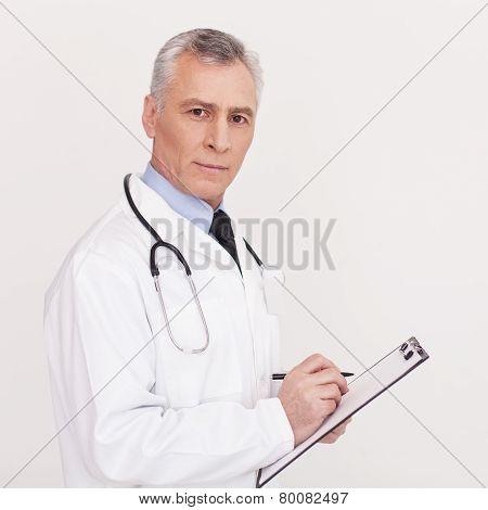 Prescribing The Proper Medicine.