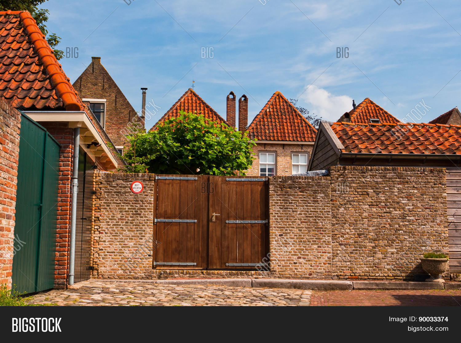 Traditional Old Dutch Image Photo Free Trial Bigstock