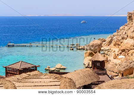 Egyptian Rock Beach