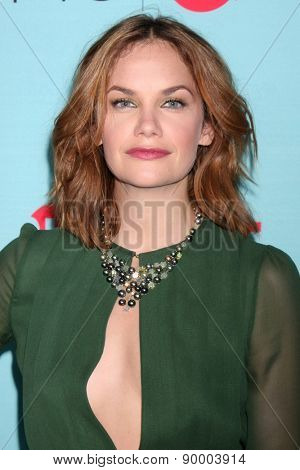 "LOS ANGELES - MAY 5:  Ruth Wilson at the Showtime's ""The Affair"" Screening Event And Panel Discussion at the Samuel Goldwyn Theater on May 5, 2015 in Beverly Hills, CA"