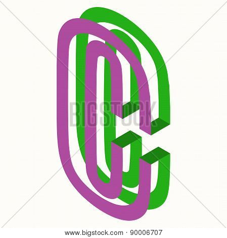 Letter C Logo Icon Design Template Element