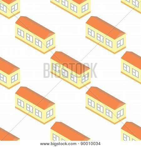 Long building pattern