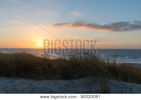 Sunset Beach Ocean