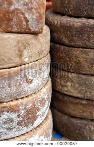 Europe Spain Gran Canary Cheese