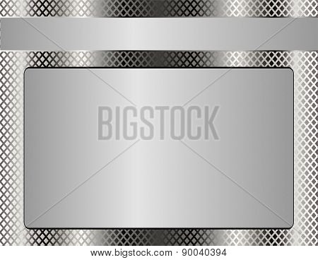 Metal pattern background image