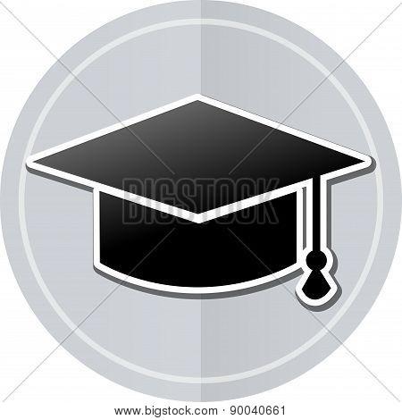 Education Sticker Icon