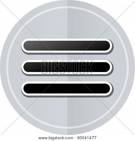 Expand Sticker Icon