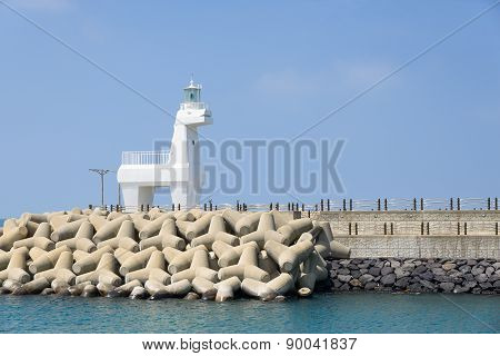 Horse Shaped Lighthouse