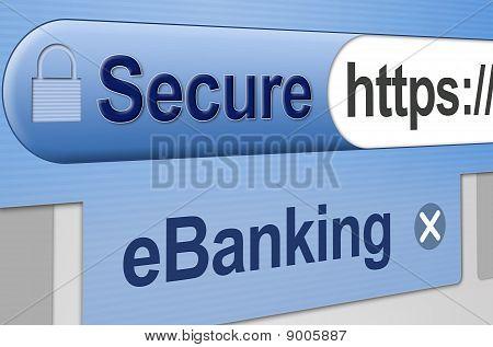 Secure Online Banking - eBanking