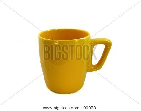Yellow Cup