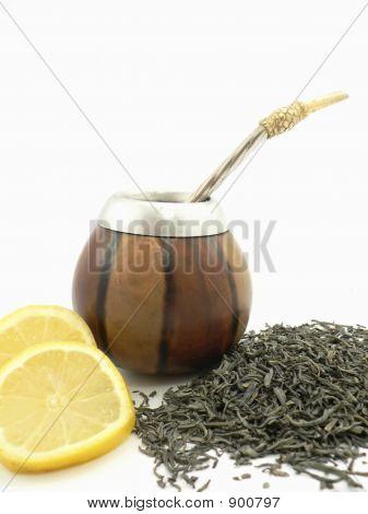 green tea super yerba mate great idea poster