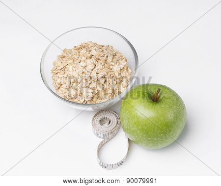 Apple And Cereal