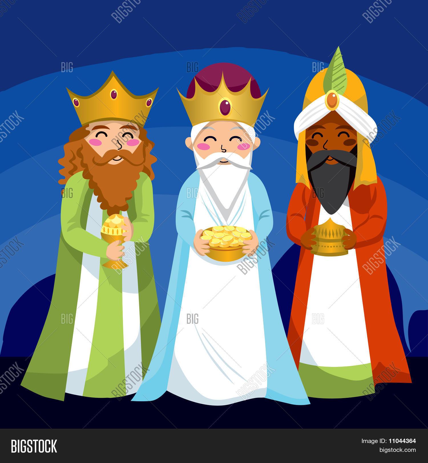 Imagenes Tres Reyes Magos Gratis.Vector Y Foto Tres Reyes Magos Prueba Gratis Bigstock