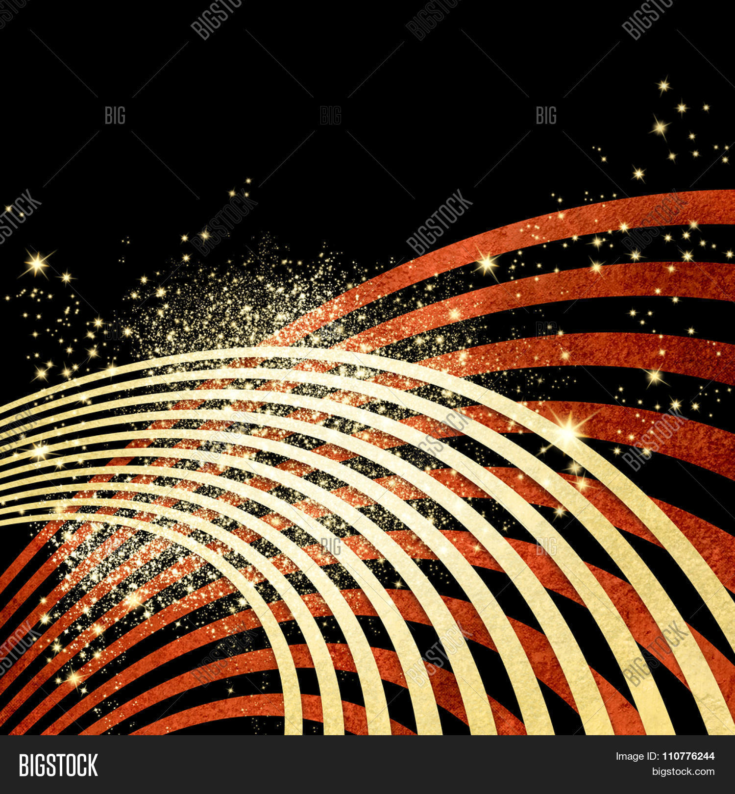 Black Background Red Image Photo Free Trial Bigstock