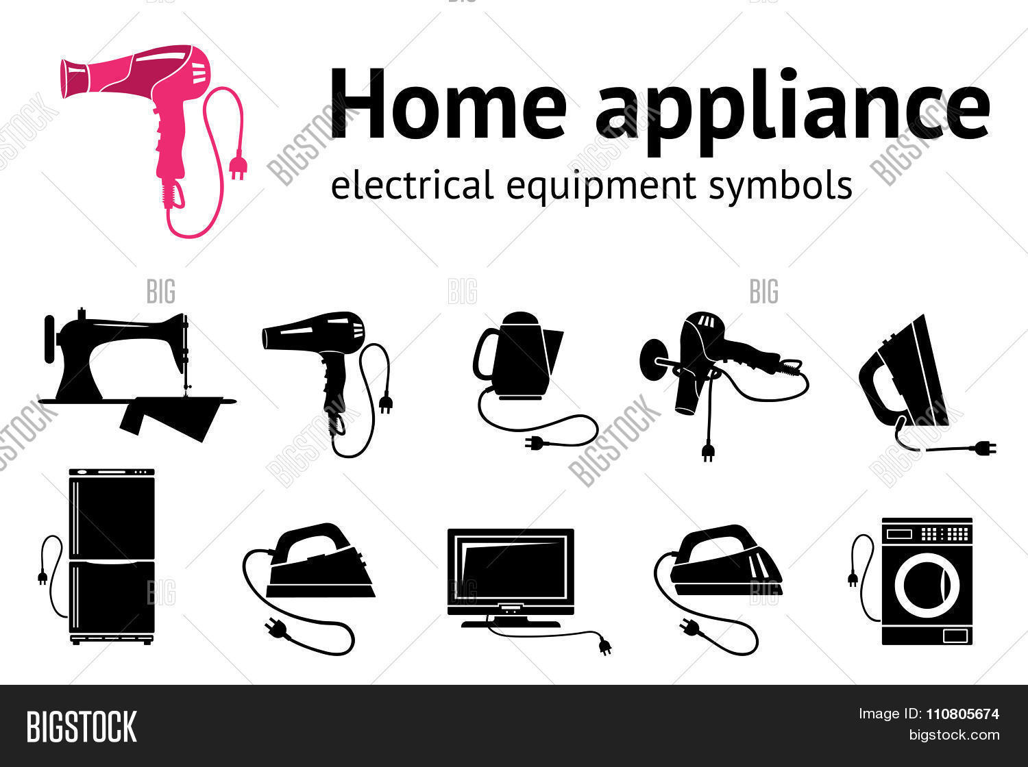Home Electrical Vector Photo Free Trial Bigstock