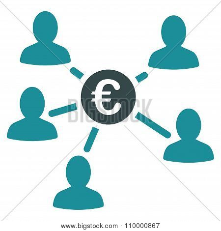 Euro Client Payments Icon