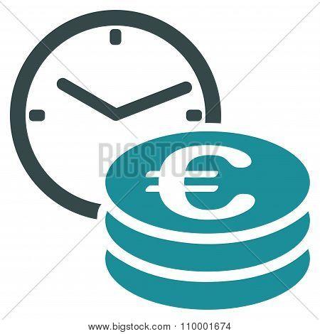 Euro Credit Icon
