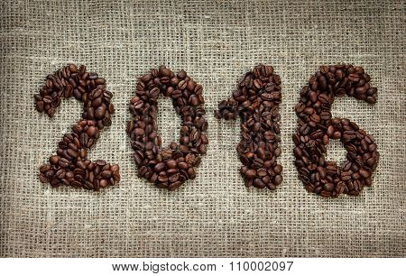 2016 From Coffee Beans