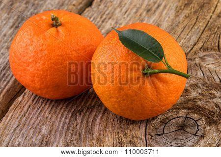 Mandarines Tangerines Fruits