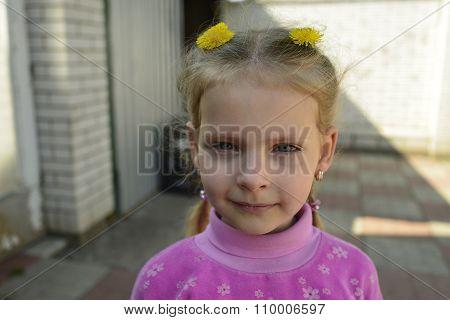 Children Girls