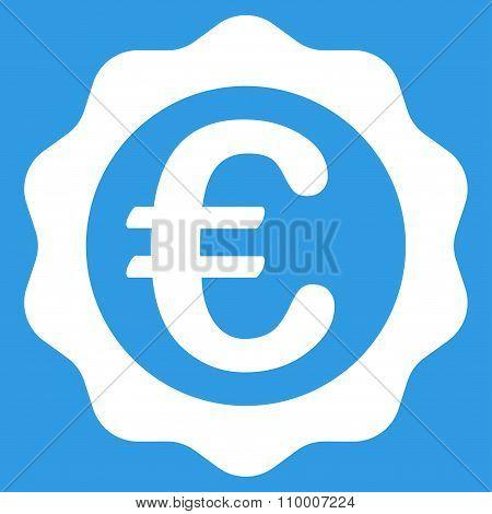 Euro Award Seal Icon