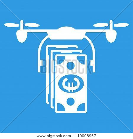 Euro Air Copter Banking Icon