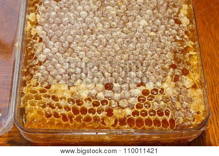 Boxes With Honey