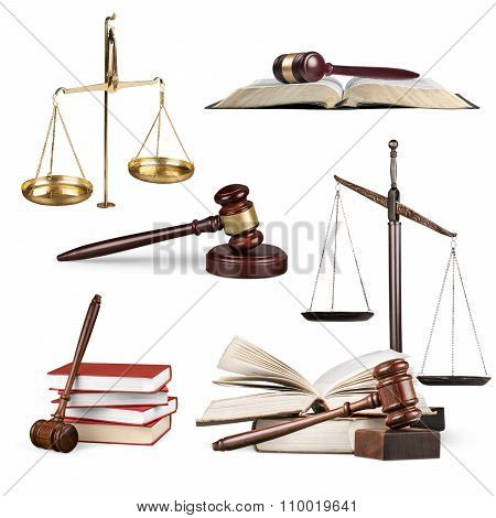 Law legal legality attorney document judgement lawyer poster