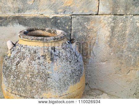 Cretan Ancient Amphora
