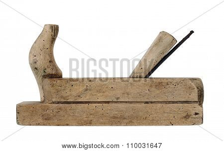 Hand Tool - Old Wood Planer