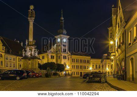 Main Square, Loket, Czech Republic