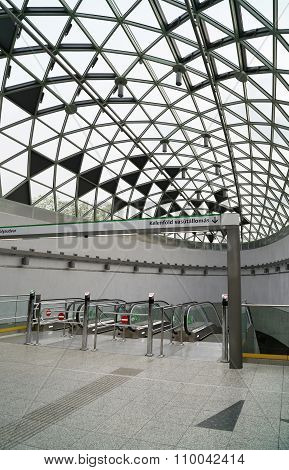 Metro Station Budapest