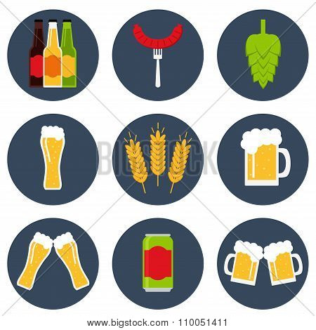Beer. Beer icon.