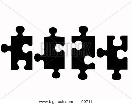 Puzzle Customized Piece