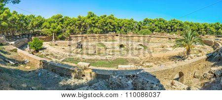 The Ancient Landmark