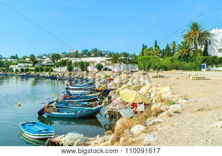 The Nice Harbor