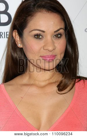 LOS ANGELES - NOV 30:  Sarah Adela Tirado at the Screening Of LANY Entertainment's