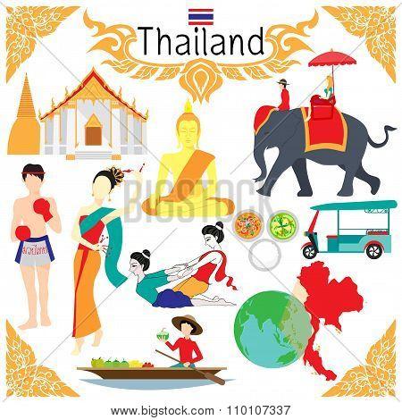 Elements About Thailand