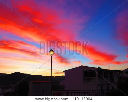 Red Dawn In Alora