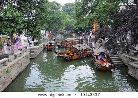 Tongli Town China