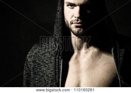 Sexual Confident Man