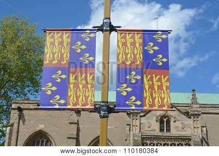 Flag of king Richard III